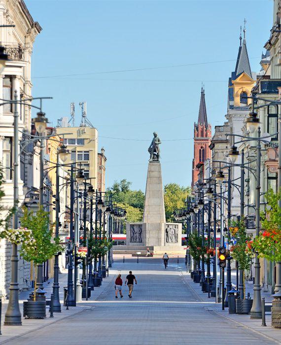 Miasto Łodź