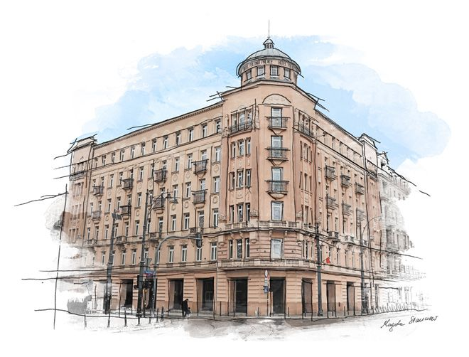 """Historia """"Polonia Residence"""""""