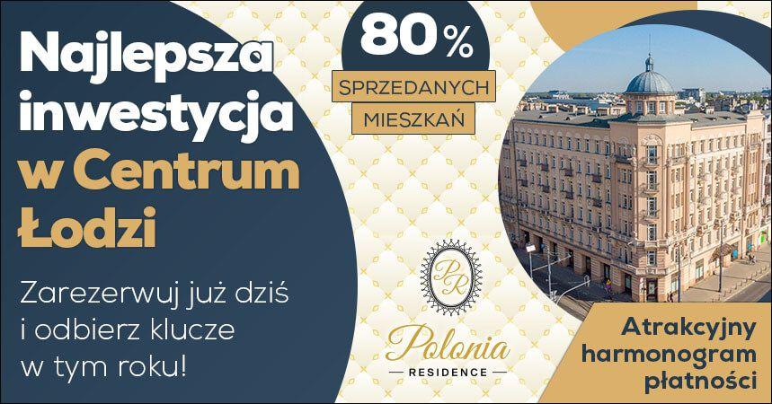 80% mieszkań już sprzedane